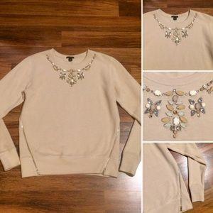 🦋2/$10 3/$15 4/$18 5/$20 Ann Taylor Sweatshirt